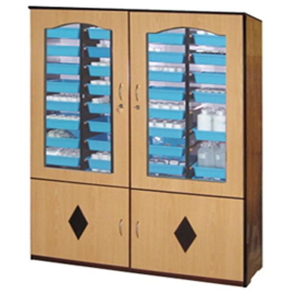 Tủ đựng hóa chất (gỗ)