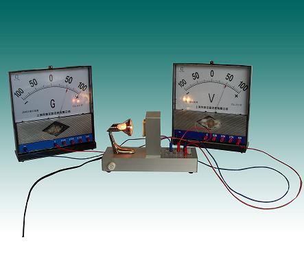 Bộ thí nghiệm hiện tượng quang điện ngoài