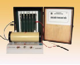 Bộ thí nghiệm phóng điện trong khí hiếm
