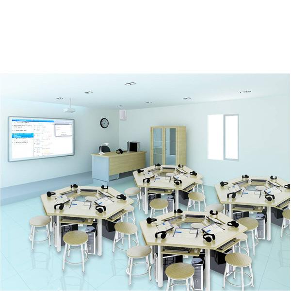 Phòng lab ngoại ngữ SmartClass (Canada)