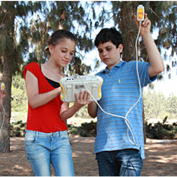 DataLogger - Bộ valy giao diện tin học hóa PTN (Israel)