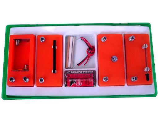 Bộ lắp mạch điện đơn giản MS01