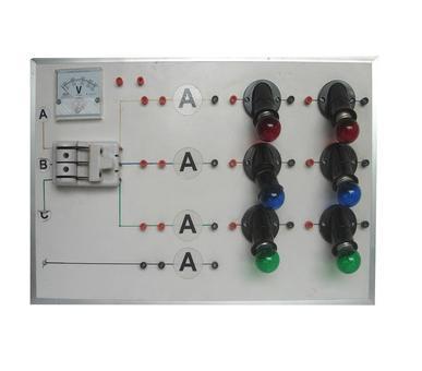 Bảng mạch điện nối tải 3 pha