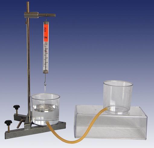 Bộ thí nghiệm xác định hệ số căng bề mặt của chất lỏng...