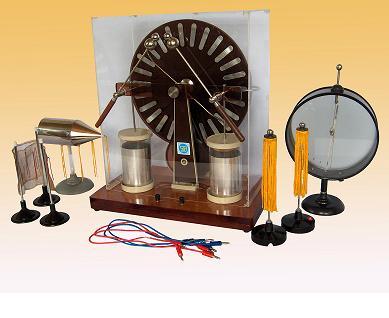 Bộ thí nghiệm điện tích điện trường