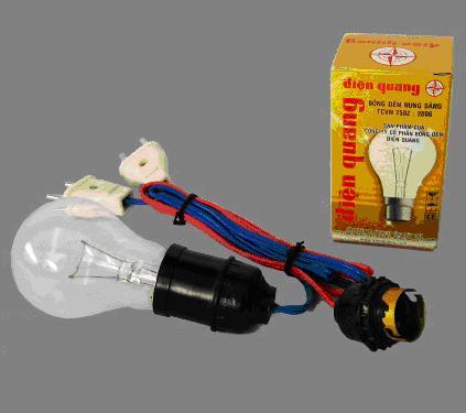 Bộ bóng đèn MS60