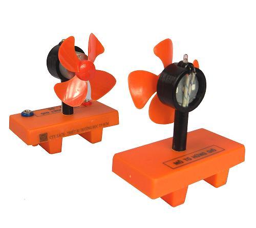 Máy phát điện loại nhỏ thắp sáng đèn led MS111