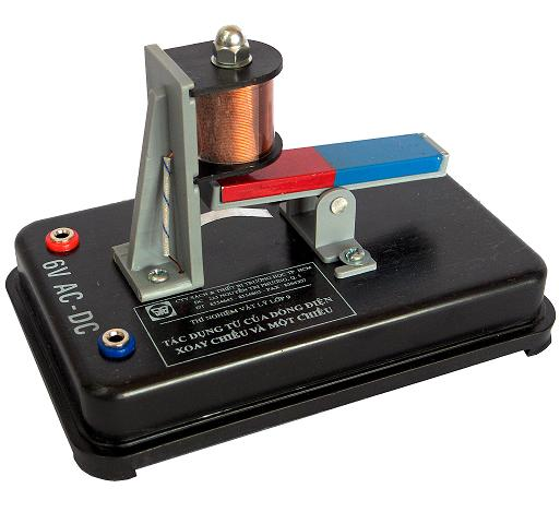 Bộ thí nghiệm tác động từ của dòng điện xoay chiều và 1 ...