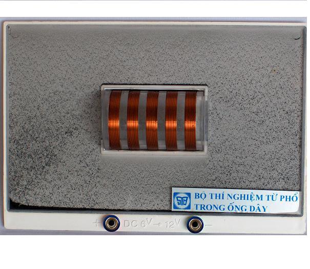 Bộ thí nghiệm từ phổ trong ống dây MS83