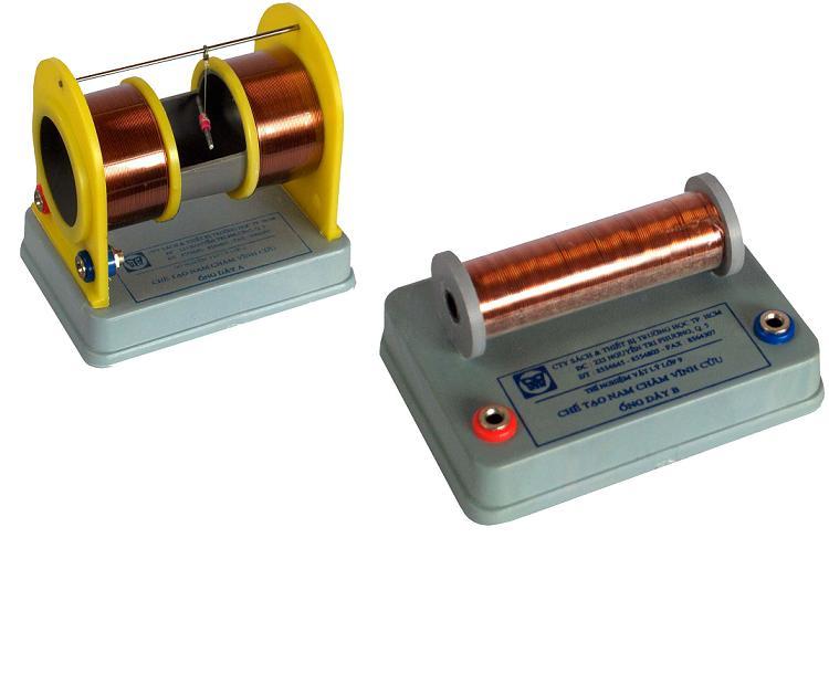 Bộ thí nghiệm chế tạo nam châm vĩnh cửu MS82