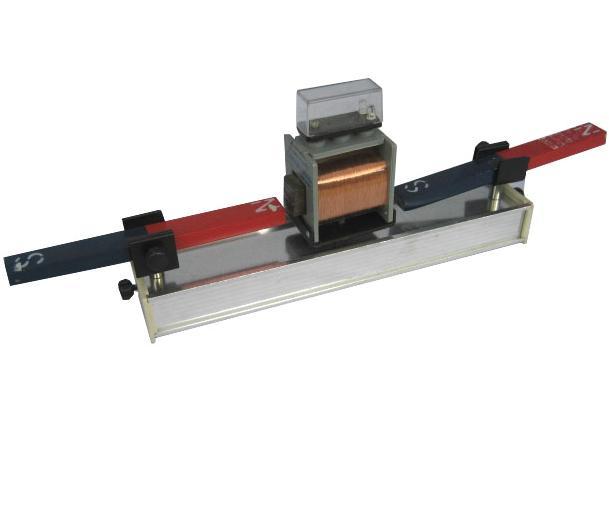 Bộ dụng cụ phát hiện dòng điện và mô hình dây dẫn quay tro...