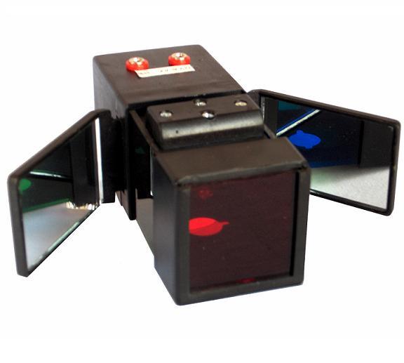 Bộ đèn trộn màu của ánh sáng MS65